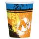 Nerf paper cup 8 pcs 266 ml