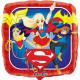 DC Super Hero Girls, Teen Superheroes Foil Ball