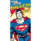 Superman bath towel beach towel 70 * 140cm