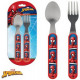 Cutlery Set - 2 Spiderman , Spiderman