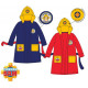 Kid's robe Fireman Sam Sam is a firefighter fo