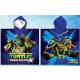 Żółwie Ninja poncho ręcznik plażowy