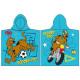 Serviette de plage Scooby Doo poncho 60 * 120cm