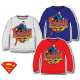 Children's long t-shirt, top Superman 3-8 year