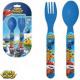 Cutlery Kit - 2 Piece Super Wings