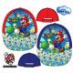 Super Mario bambino berretto da baseball 48-50cm