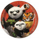 Kung Fu Panda Cartridge 8 pcs 23 cm