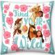 Silil pillow, decorative pillow 40 * 40 cm