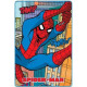 Polar Duvert Spiderman , Spider Man 100 * 150cm