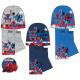 protezione del bambino + scarf + glove set Spiderm