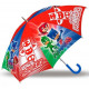 Children's semi-automatic umbrella PJ Masks, P