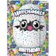 Hatchimals A / 4 rubber folder