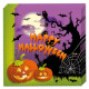 Serwetka Halloween 20 szt