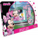 Digital Wristwatch + Wallet for Disney Minnie