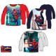 T-shirt Spiderman manica lunga Spiderman , Spiderm