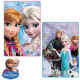 Fleece Deken Disney Frozen, Frozen 100 x 150cm