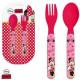 Cutlery Kit - 2 Piece Disney Minnie