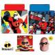 Gyerek sál, Incredibles , A hihetetlen család
