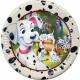 Disney101 Dalmatyńczyków , Talerz papierowy Puppy