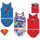 Bottom set jersey + Superman 2-8 years