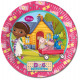 Disney Doc McStuffins , Dr. Plüssi Paper Drum 8 pc