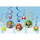 Zestaw dekoracji Super Mario Ribbon 12