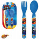 Cutlery Set - 2 pieces Blaze , Flame
