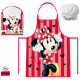 Kids Apron Set of 2 Disney Minnie