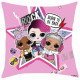 LOL Surprise cushion, 40 * 40 cm