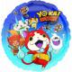 Yo-kai Watch Foil balloons 43 cm
