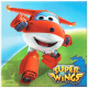 Super Wings napkin with 20 pcs