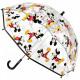 DisneyMickey Children's transparent umbrella Ø
