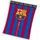Fleece Duvert FCB, FC Barcelona 110 * 140cm