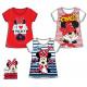 Dla dzieci T-shirt, top Disney Minnie lat 3-8