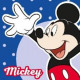 Magic Hand Towel Face Washing, Disney Mickey Towel