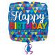 Happy Birthday Foil balloon 43 cm