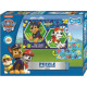 Paws Patrol Double-sided puzzle 99 pieces