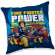 Fireman Sam , Sam the fire cushion, cushion 40 * 4