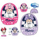 Disney Minnie Baba Baseball 3D Cap 48-50cm