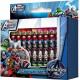 Crayon 24-piece Avengers, Avengers