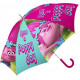 Children's semi-automatic umbrella Trolls , Tr