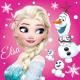 Disney frozen cojines, almohadas congelado 40 * 40