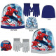 Children's hats & gloves set Spiderman, Sp