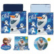 Kinderschal, Snood Disney Frozen, gefroren