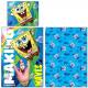 Bedding Spongebob 140 × 200cm