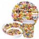 Kitchenware, melamine set Emoji