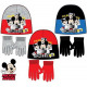 Kids' Hats & Gloves Set Disney Mickey