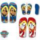 zapatillas para niños, flip-flop Paw Patrol, la pa