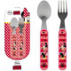 Cutlery Kit - 2 Piece Disney Minnie