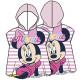 Disney Minnie beach towel poncho 58 * 118 cm
